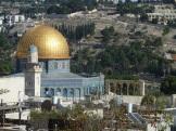 Goldene Kuppel Jerusalems